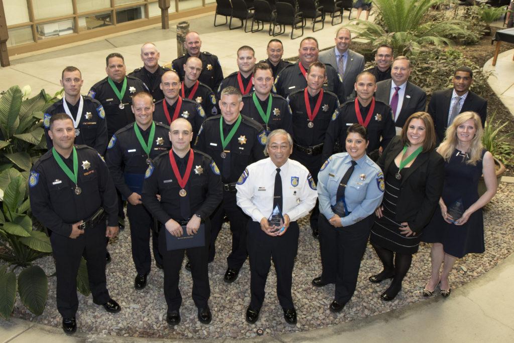 2016 Commendation Award Recipients